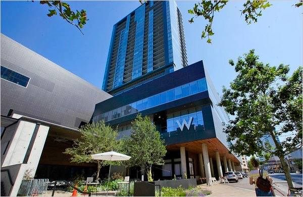 The W Hotel in Austin, TX Gets Upgraded with Architectural Window Film