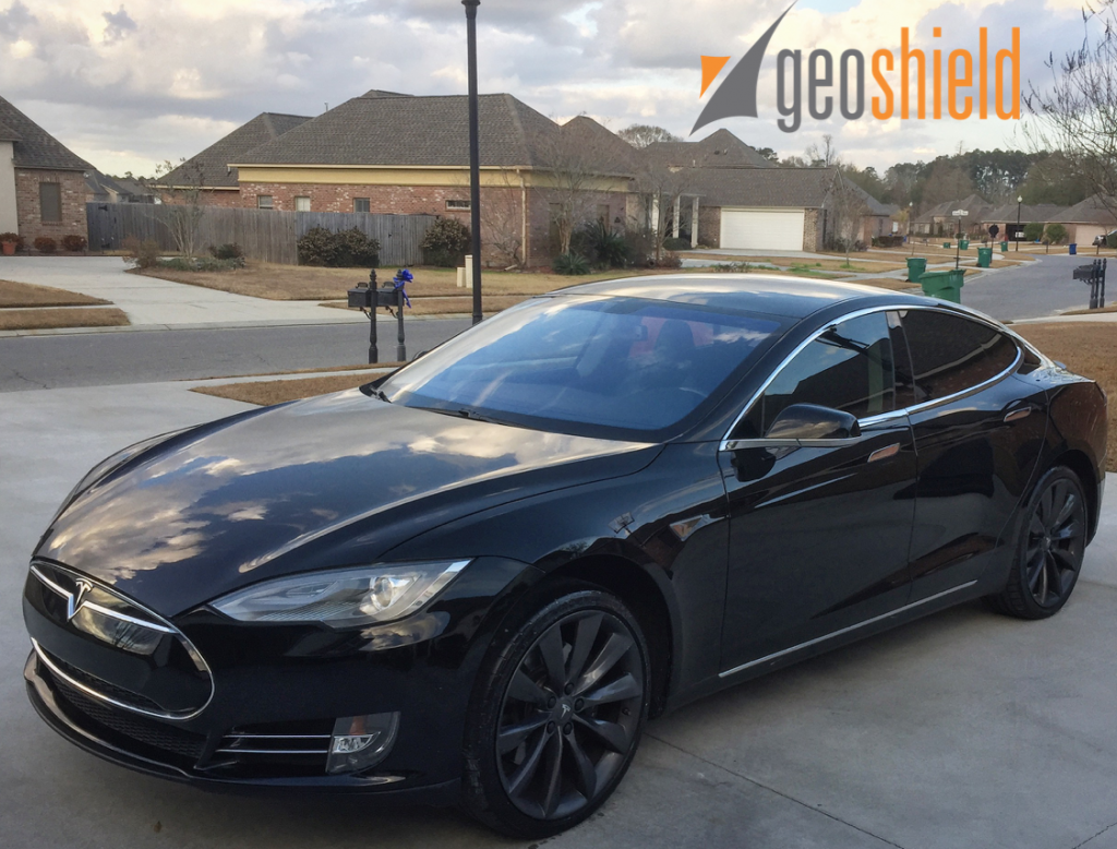 Tesla Gets Upgraded with Geoshield Window Film by CSC Customs