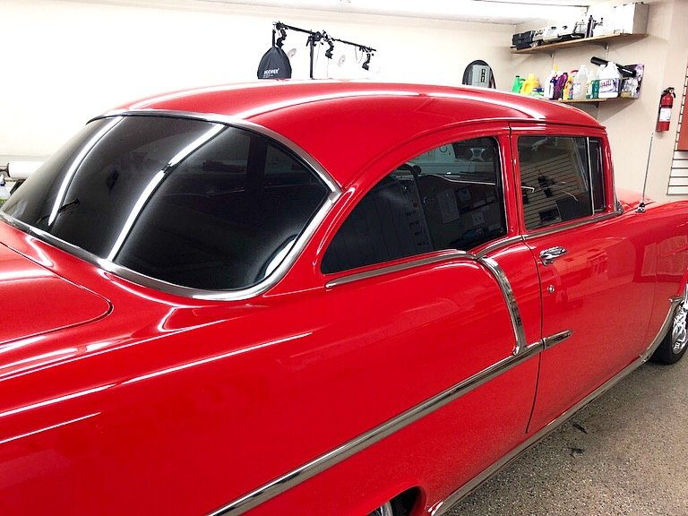 55' Chevy Pronano Window Tint