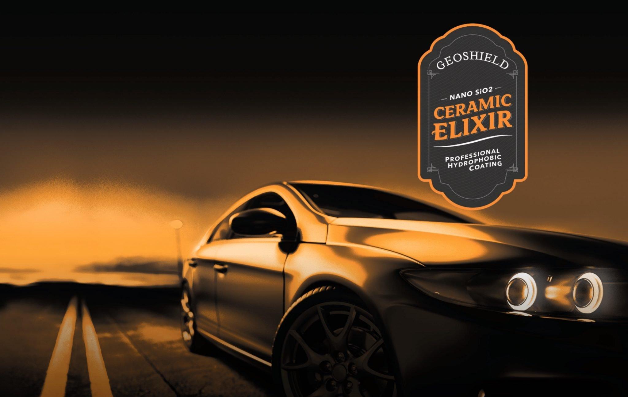 Geoshield Ceramic Elixir Coating