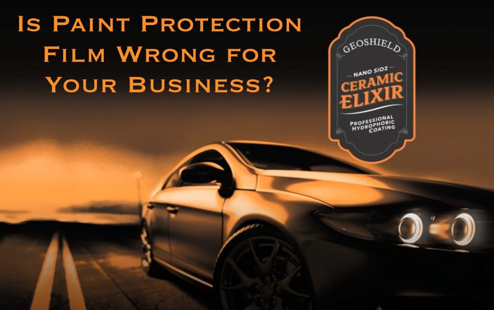 The Business Proposition of PPF vs Ceramic Coatings from Geoshield